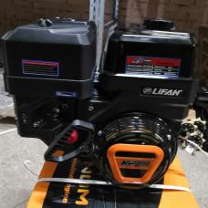 Двигатель Лифан КР460 20л.с с ручным и эл. зап.+ катушка освещения 18А