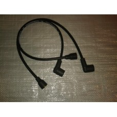 Провод высоковольтный силиконовый, с колпачком
