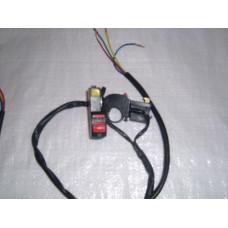Кнопка выключения света + остановка двигателя